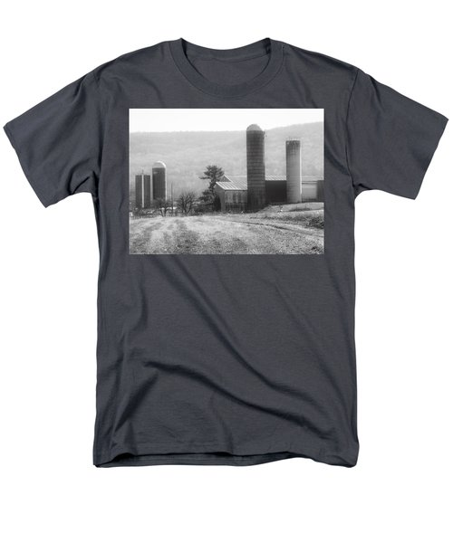 The Farm-after Harvest Men's T-Shirt  (Regular Fit) by Robin Regan