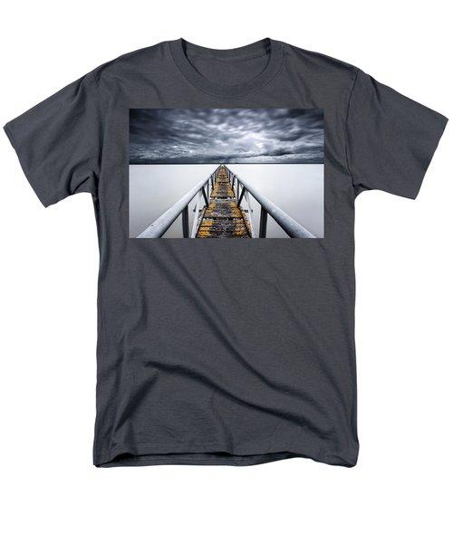 The Final Cut Men's T-Shirt  (Regular Fit) by Jorge Maia