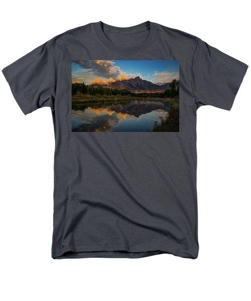 The First Light Men's T-Shirt  (Regular Fit) by Edgars Erglis