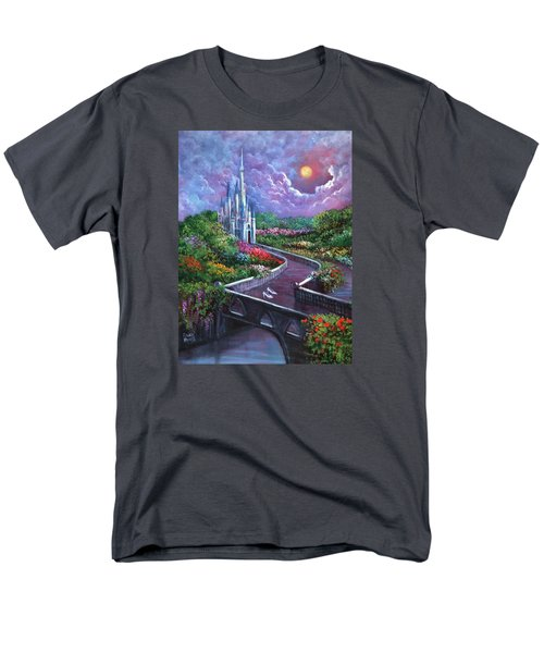 The Glass Slippers Men's T-Shirt  (Regular Fit) by Randy Burns