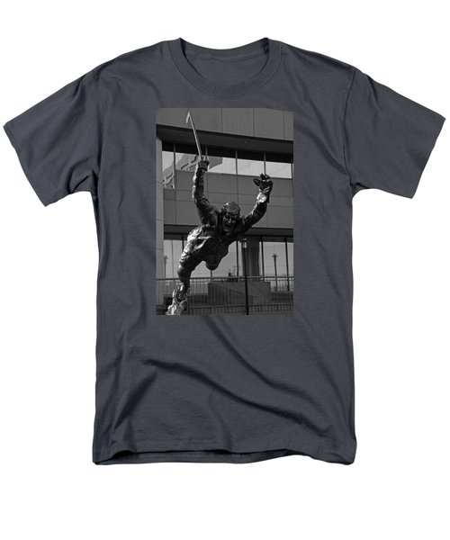 Men's T-Shirt  (Regular Fit) featuring the photograph The Goal by Mike Martin