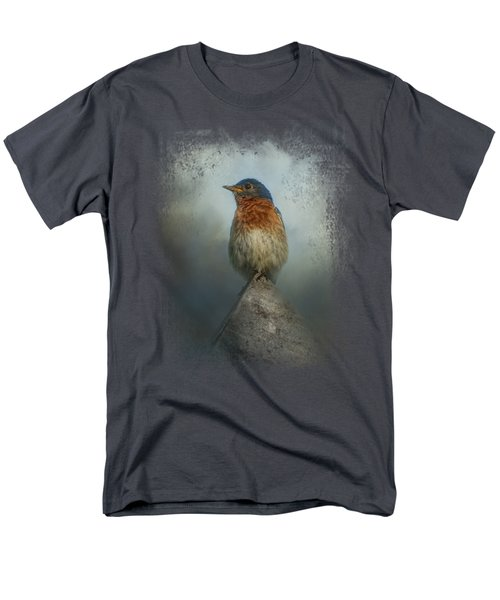 The Highest Point Men's T-Shirt  (Regular Fit) by Jai Johnson