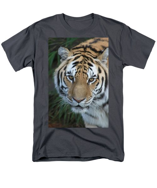 Men's T-Shirt  (Regular Fit) featuring the photograph The Hunter by Laddie Halupa