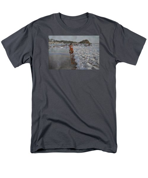 The Konkan Beach Men's T-Shirt  (Regular Fit) by Vikram Singh