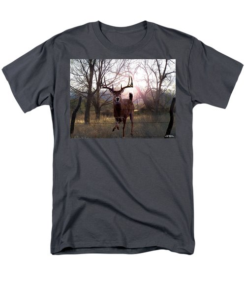 The Leap Men's T-Shirt  (Regular Fit) by Bill Stephens