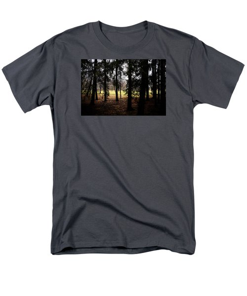 The Light After The Woods Men's T-Shirt  (Regular Fit) by Celso Bressan