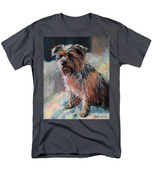 The Little Princess Men's T-Shirt  (Regular Fit) by Bonnie Mason