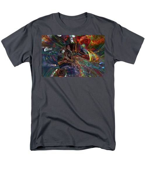 The Lucid Planet Men's T-Shirt  (Regular Fit) by Richard Thomas