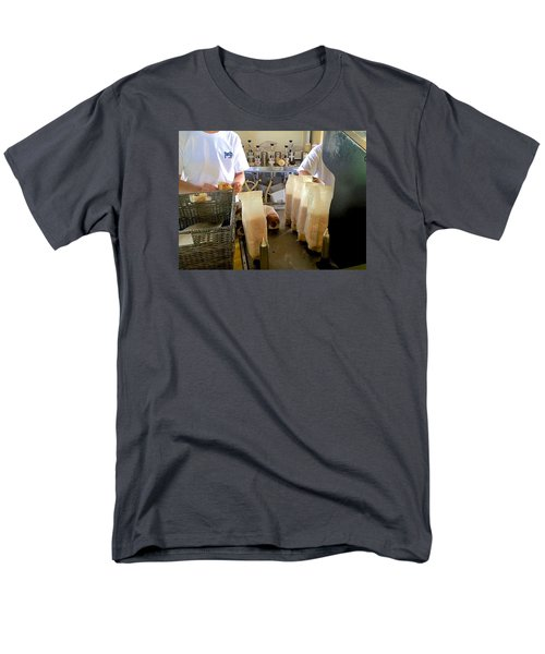Men's T-Shirt  (Regular Fit) featuring the photograph The Making Of A Puka Dog by Brenda Pressnall