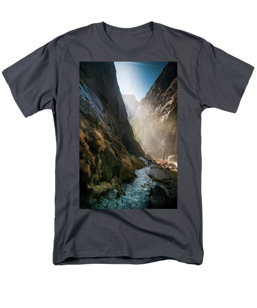 The Mist Trail Men's T-Shirt  (Regular Fit)