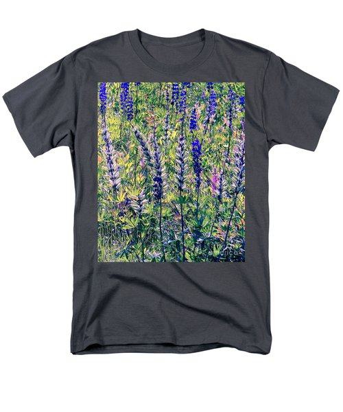 Men's T-Shirt  (Regular Fit) featuring the photograph The Mix by Elfriede Fulda