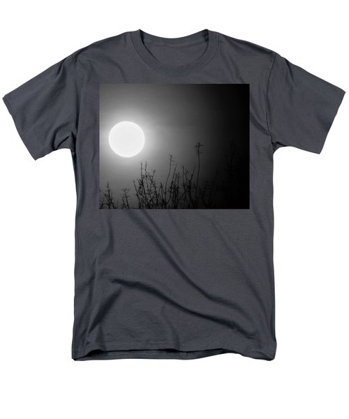 The Moon And The Stars Men's T-Shirt  (Regular Fit) by John Glass