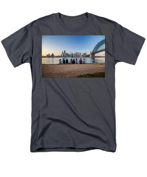 The Morning After Men's T-Shirt  (Regular Fit)