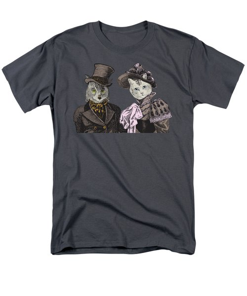 The Owl And The Pussycat Men's T-Shirt  (Regular Fit)