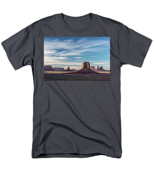 Men's T-Shirt  (Regular Fit) featuring the photograph The Past by Jon Glaser