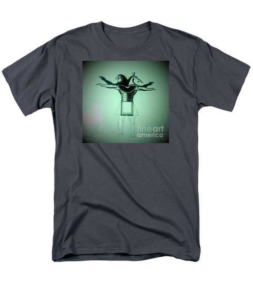 The Perfect Circling Of Your Square Men's T-Shirt  (Regular Fit) by Talisa Hartley