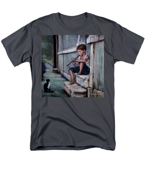 The Piper Men's T-Shirt  (Regular Fit) by Judy Kirouac