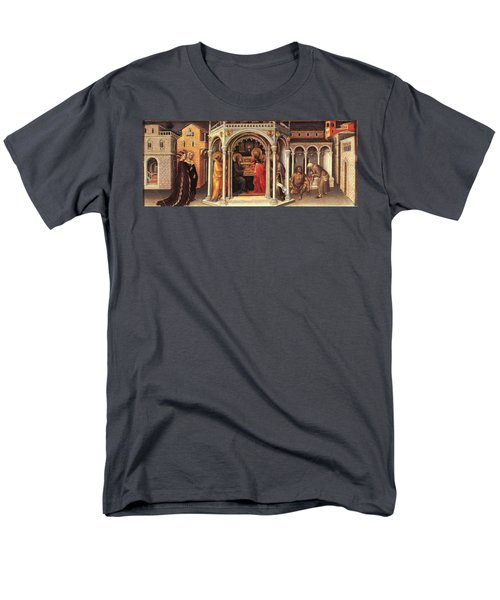 The Presentation In The Temple Men's T-Shirt  (Regular Fit) by MotionAge Designs