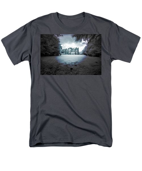 Men's T-Shirt  (Regular Fit) featuring the photograph The Priory  by Keith Elliott