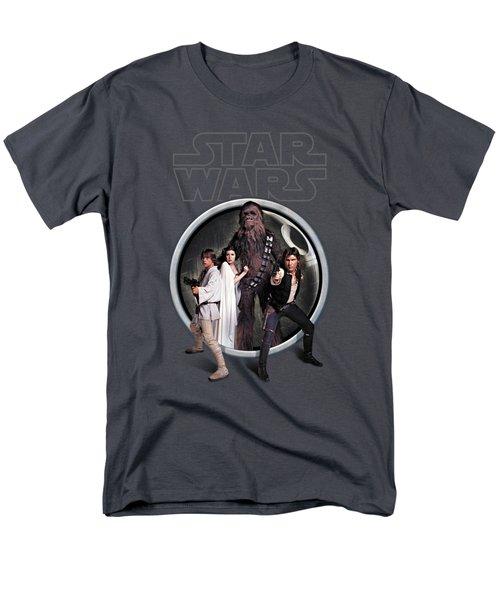 The Rebels Men's T-Shirt  (Regular Fit) by Edward Draganski