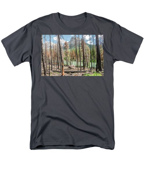 The Revealed View Men's T-Shirt  (Regular Fit)