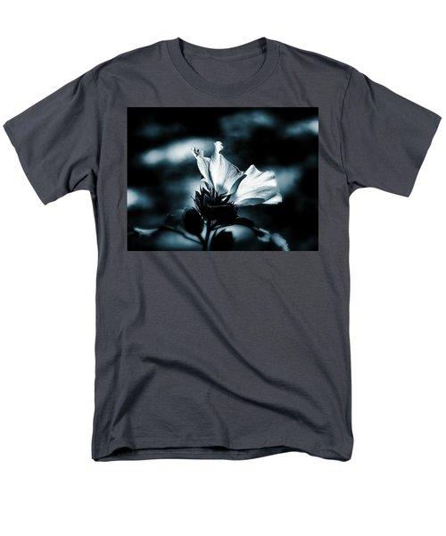 Men's T-Shirt  (Regular Fit) featuring the photograph The Rose Of Sharon by Allen Beilschmidt