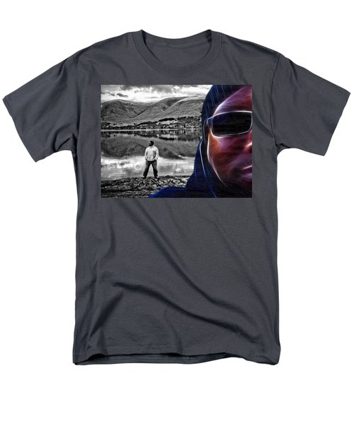 The Rough And The Rugged Men's T-Shirt  (Regular Fit) by ISAW Gallery