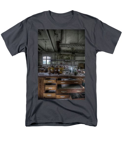 Men's T-Shirt  (Regular Fit) featuring the digital art The Science  by Nathan Wright