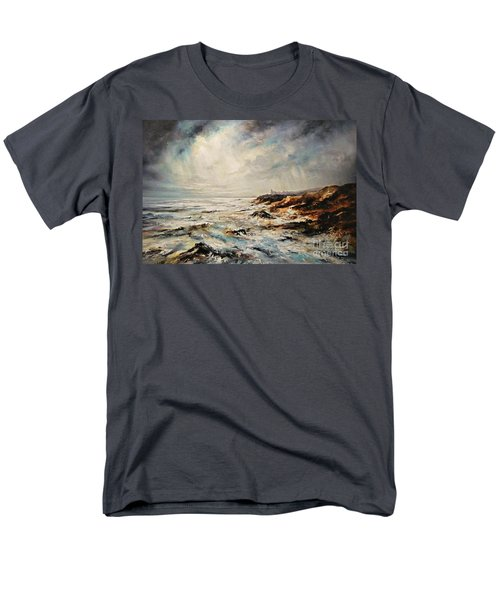 The Sea  Men's T-Shirt  (Regular Fit)