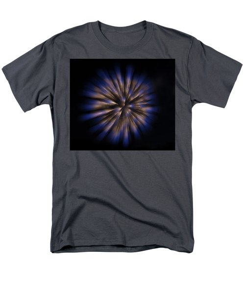 The Seed Of A New Idea Men's T-Shirt  (Regular Fit) by Alex Lapidus