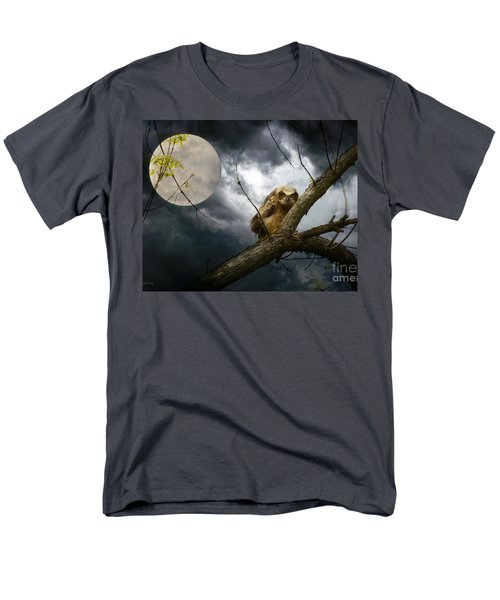 Men's T-Shirt  (Regular Fit) featuring the photograph The Seer Of Souls by Heather King