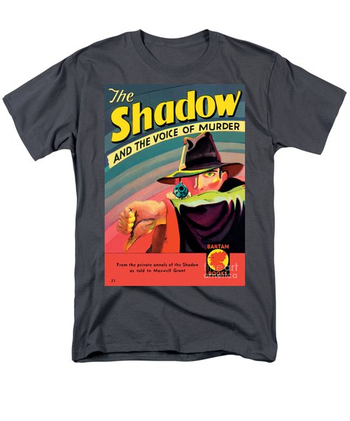 The Shadow Men's T-Shirt  (Regular Fit) by George Rozen