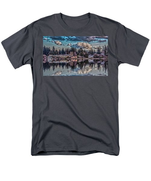 The Shore Men's T-Shirt  (Regular Fit) by Timothy Latta
