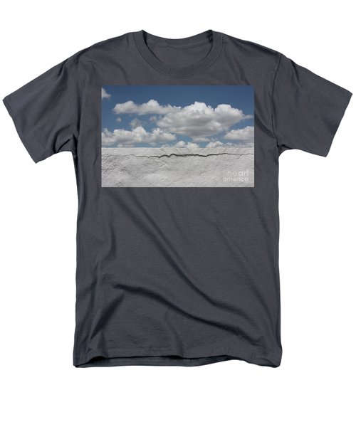 Men's T-Shirt  (Regular Fit) featuring the photograph The Sky Is Falling by Brian Boyle