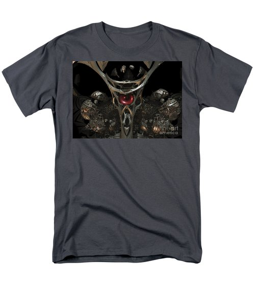 The Staff Of Eternity  Men's T-Shirt  (Regular Fit) by Melissa Messick