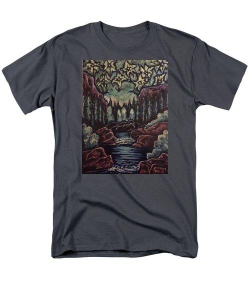 The Stars In Harmony Men's T-Shirt  (Regular Fit) by Cheryl Pettigrew