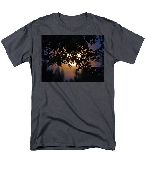 The Strawberry Moon Men's T-Shirt  (Regular Fit) by Judy Johnson