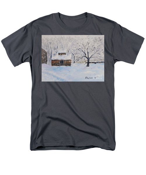 The Sugar House Men's T-Shirt  (Regular Fit) by Stanton Allaben
