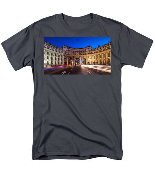 The Three Gates Men's T-Shirt  (Regular Fit) by Giuseppe Torre