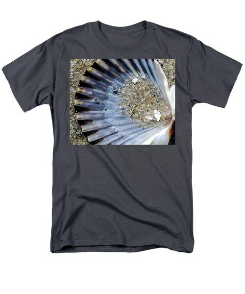 The Tides Edge Men's T-Shirt  (Regular Fit) by Bruce Carpenter