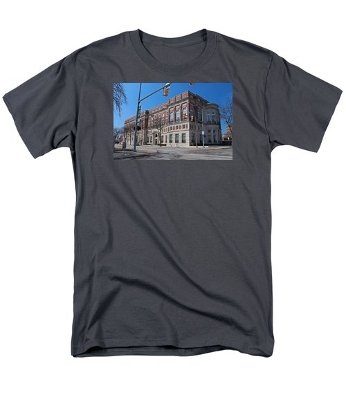 Men's T-Shirt  (Regular Fit) featuring the photograph The Toledo Club by Michiale Schneider