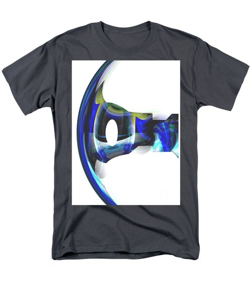 The Transparency Bow Men's T-Shirt  (Regular Fit) by Thibault Toussaint