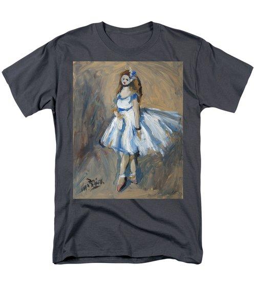 The Truth Lies Between Aguste Renoir And Marlene Dumas Men's T-Shirt  (Regular Fit)