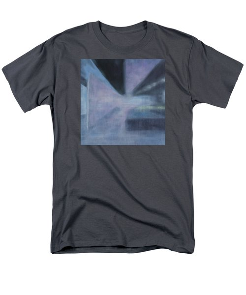 Men's T-Shirt  (Regular Fit) featuring the painting The Ultimate Art Is How To Be A Human by Min Zou