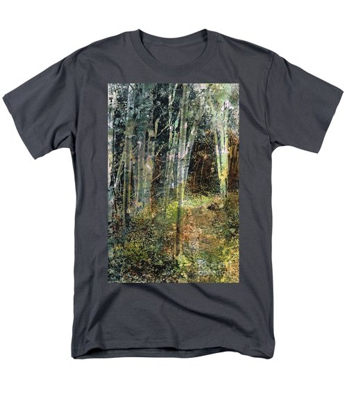 The Underbrush Men's T-Shirt  (Regular Fit) by Frances Marino