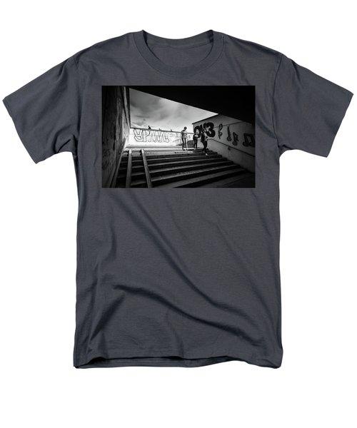 The Underpass Men's T-Shirt  (Regular Fit) by John Williams