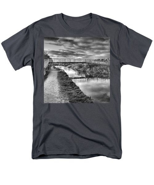 The Unfortunately Named Cat Gallows Men's T-Shirt  (Regular Fit) by John Edwards