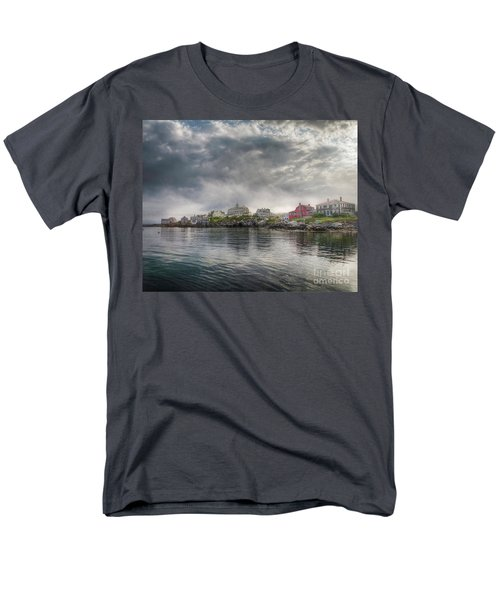 Men's T-Shirt  (Regular Fit) featuring the photograph The Warf by Tom Cameron