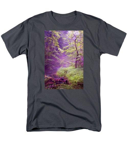 The Wonder Of Nature  Two Men's T-Shirt  (Regular Fit) by John Stuart Webbstock