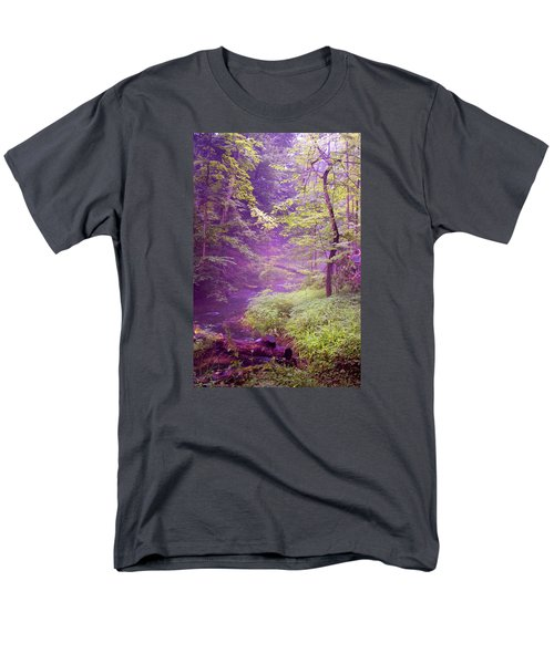 Men's T-Shirt  (Regular Fit) featuring the photograph The Wonder Of Nature  Two by John Stuart Webbstock